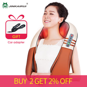 U Shape Electrical Back Neck Massager