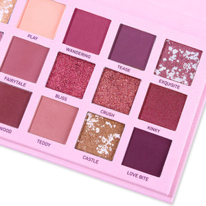 Nude Eye Shadow Beauty Palette