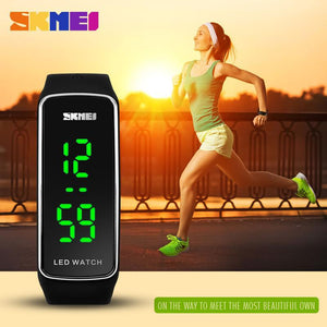 Unisex Digital Sports Watch