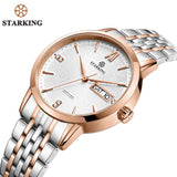 Luxury Quartz Auto Date Dress Watches