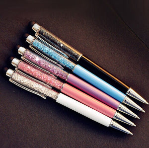 Creative Crystal Ballpoint Pen