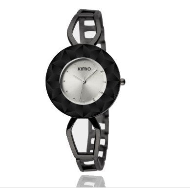 Big Dial Multi-faceted Waterproof Watch