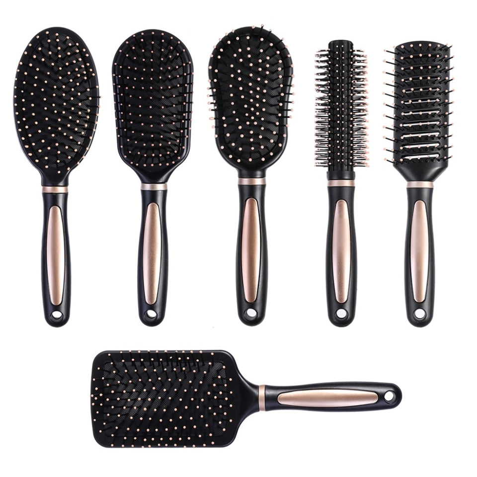 Professional Anti Static Hair Brush