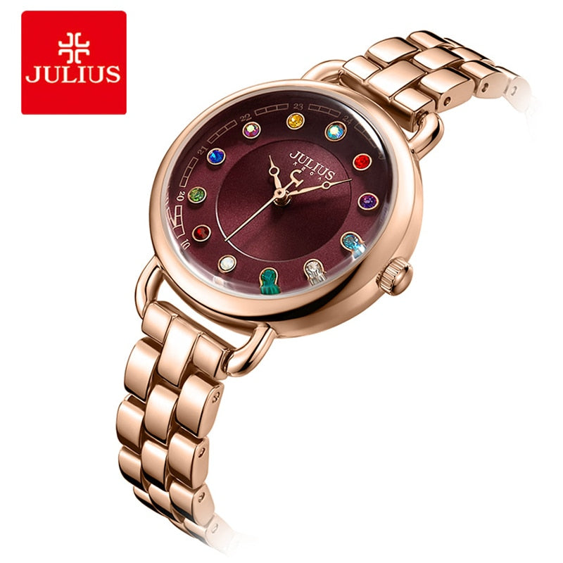 Luxury Diamond Women Watches