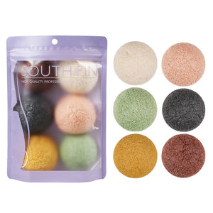 Natural Konjac Cosmetic Sponge Set