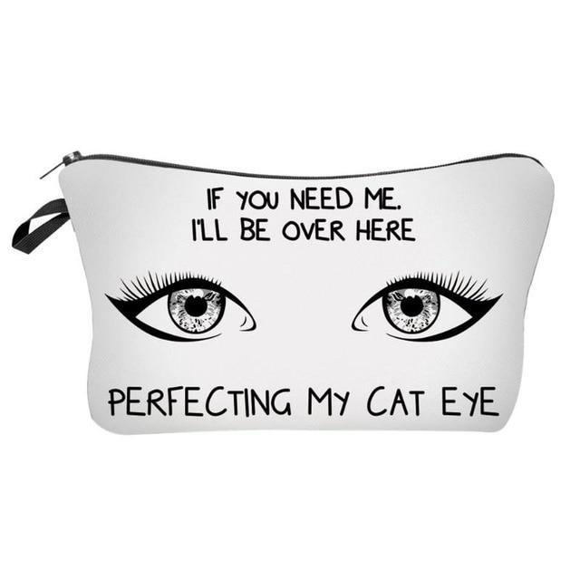 Fancy Cosmetic Bag
