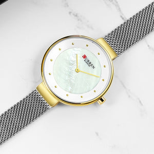 Creative Dial Mesh Watches