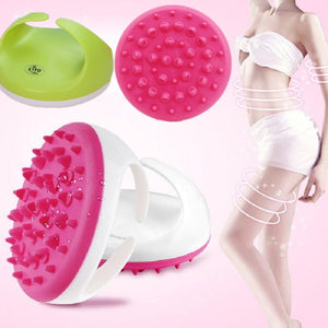 Handheld Anti Cellulite Full Body Massage Shower Brush