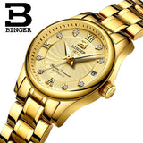 Luxury Full Gold Automatic Watches
