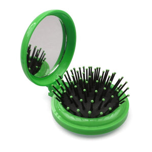 Anti-static Folding Mirror Comb