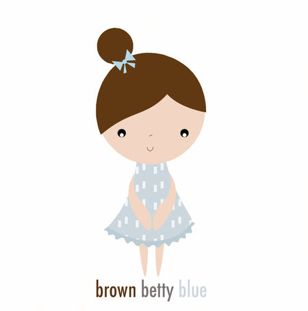 Brown Betty Blue