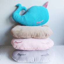 Corduroy Animal Cushion