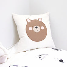 Personalised Letter Nursery Cushion