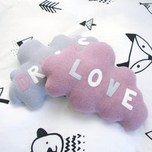 Personalised Cloud Nursery Cushion