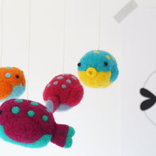 Under The Sea Fish Baby Mobile