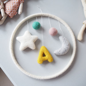 Moon & Star Cot Mobile