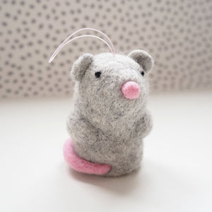 Mouse Hanging Decoration