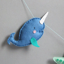 Sea Garland For The Nursery