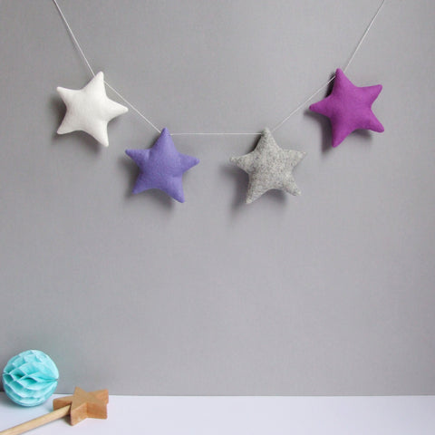 Star Nursery Garland