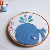 Personalised Animal Hoop