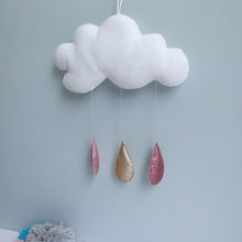 Raindrop Nursery Mobile