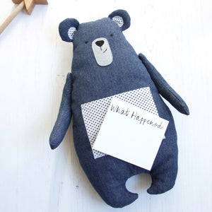 Anxiety Plush Toy