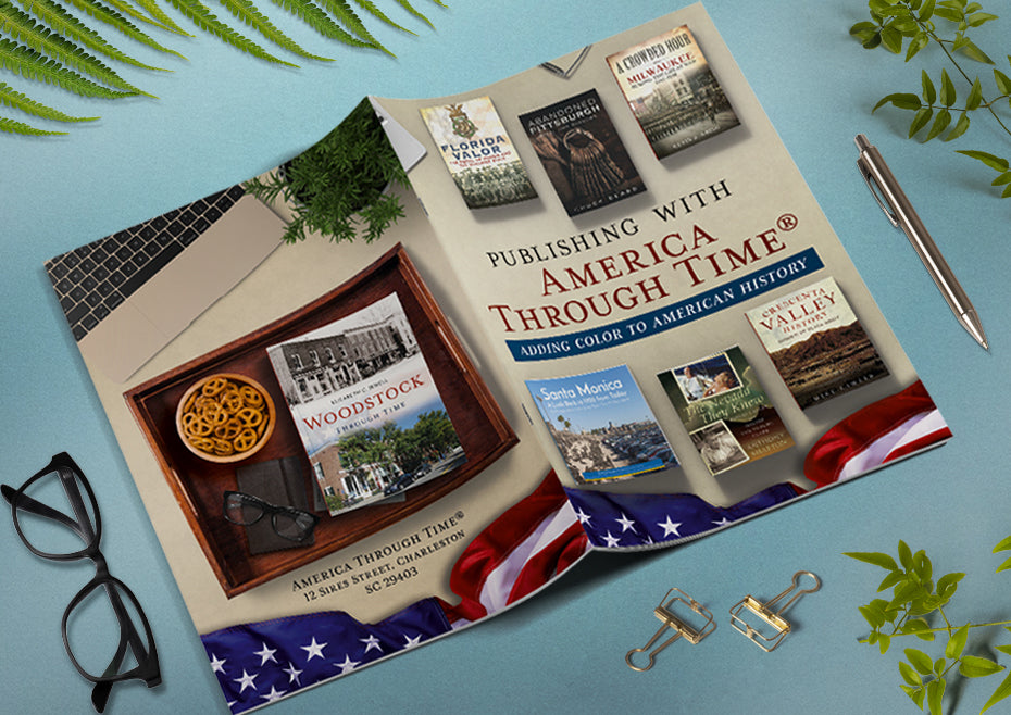 America Through Time - Download our Publishing with America Through Time brochure