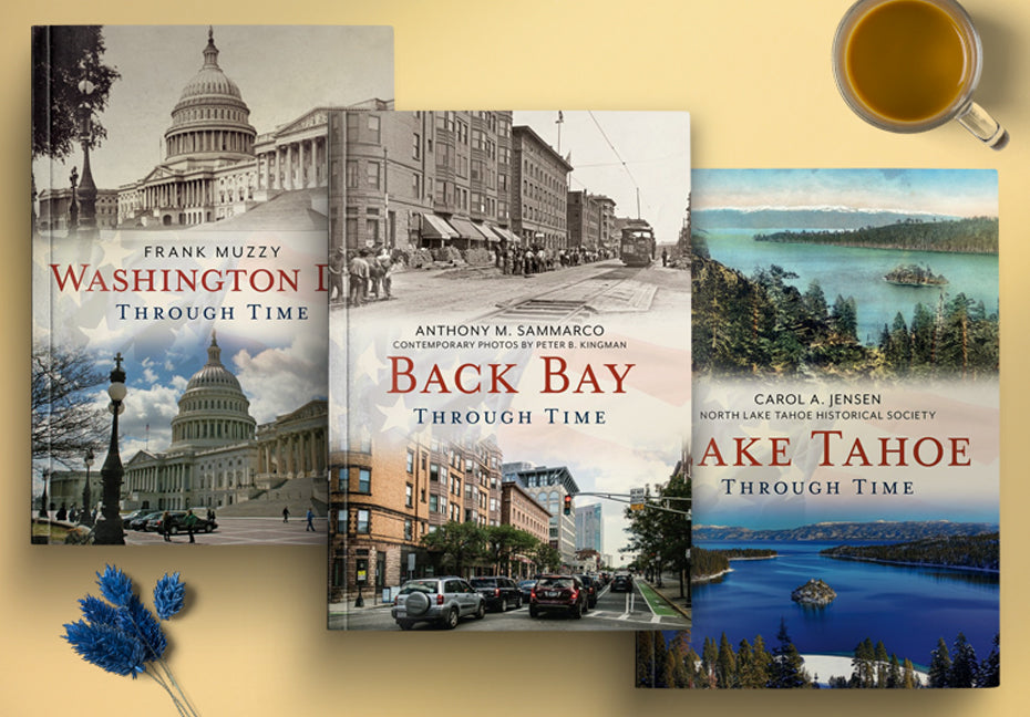 America Through Time - view all books in the series