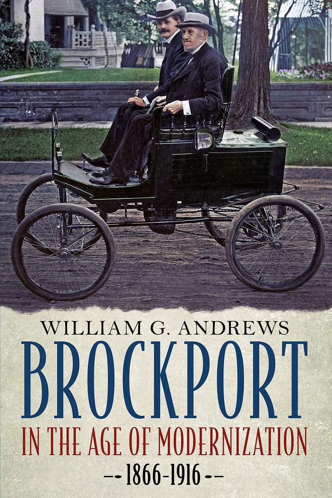 Brockport in the Age of Modernization 1866-1916