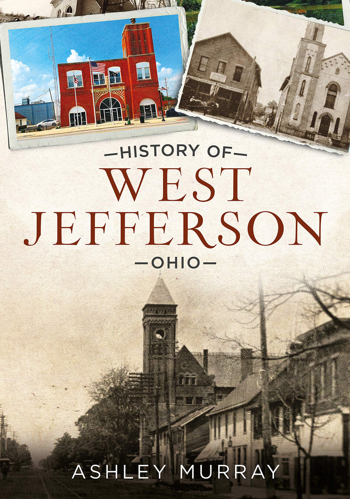 History of West Jefferson, Ohio