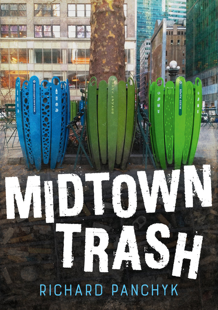 Midtown Trash - available now from America Through Time