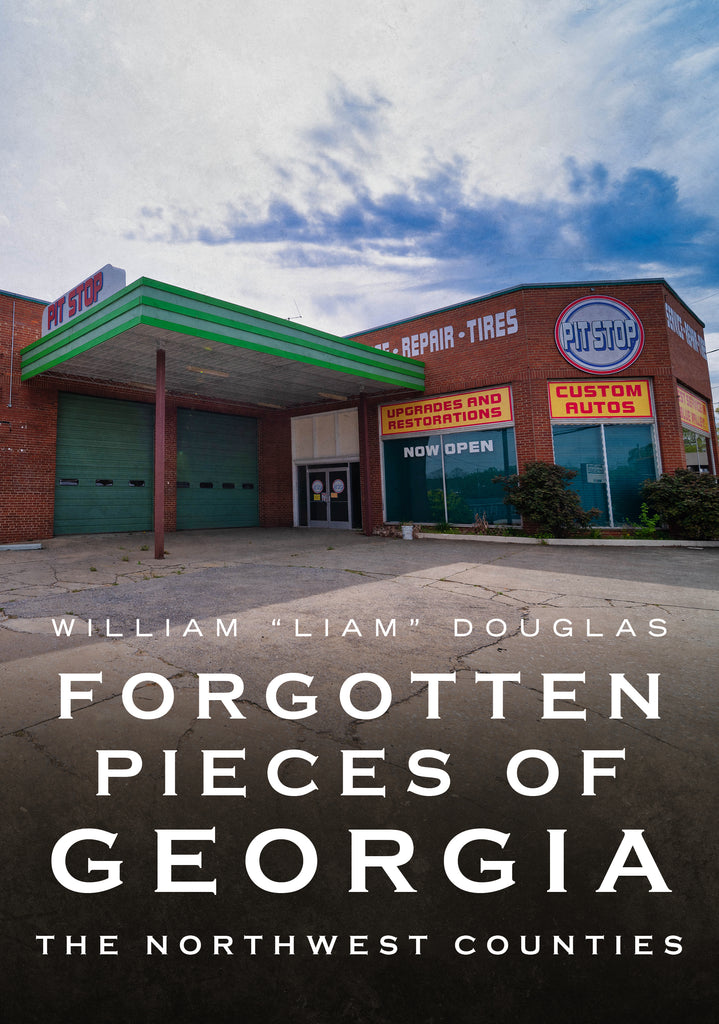 Forgotten Pieces of Georgia: The Northwest Counties