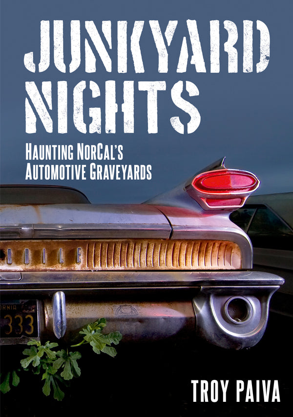 Junkyard Nights: Haunting NorCal's Automotive Graveyards
