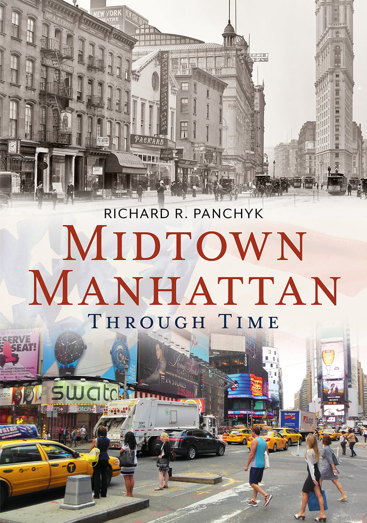 Midtown Manhattan Through Time
