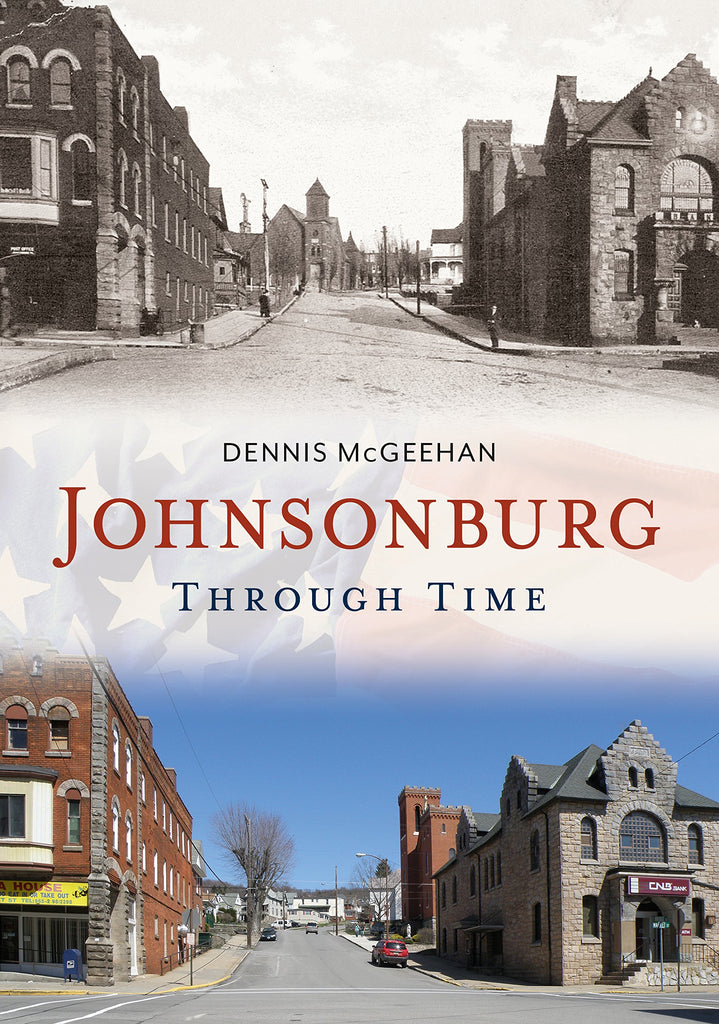 Johnsonburg Through Time