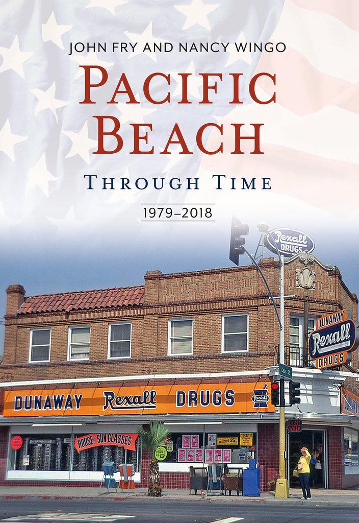Pacific Beach Through Time: 1979-2018