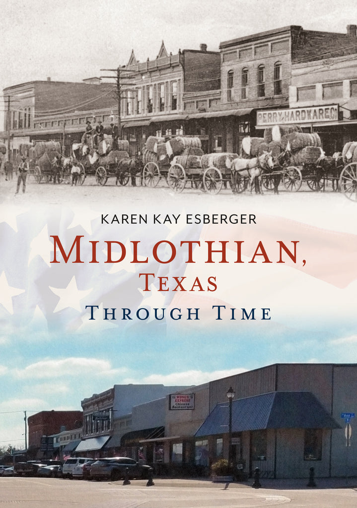 Midlothian, Texas Through Time