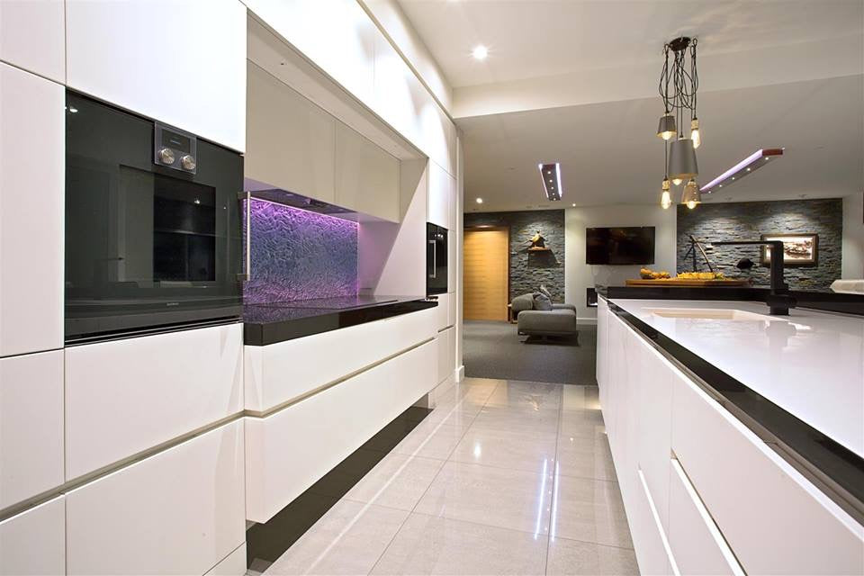 Paddock 186 Invercrgill southland patterned glass splashback