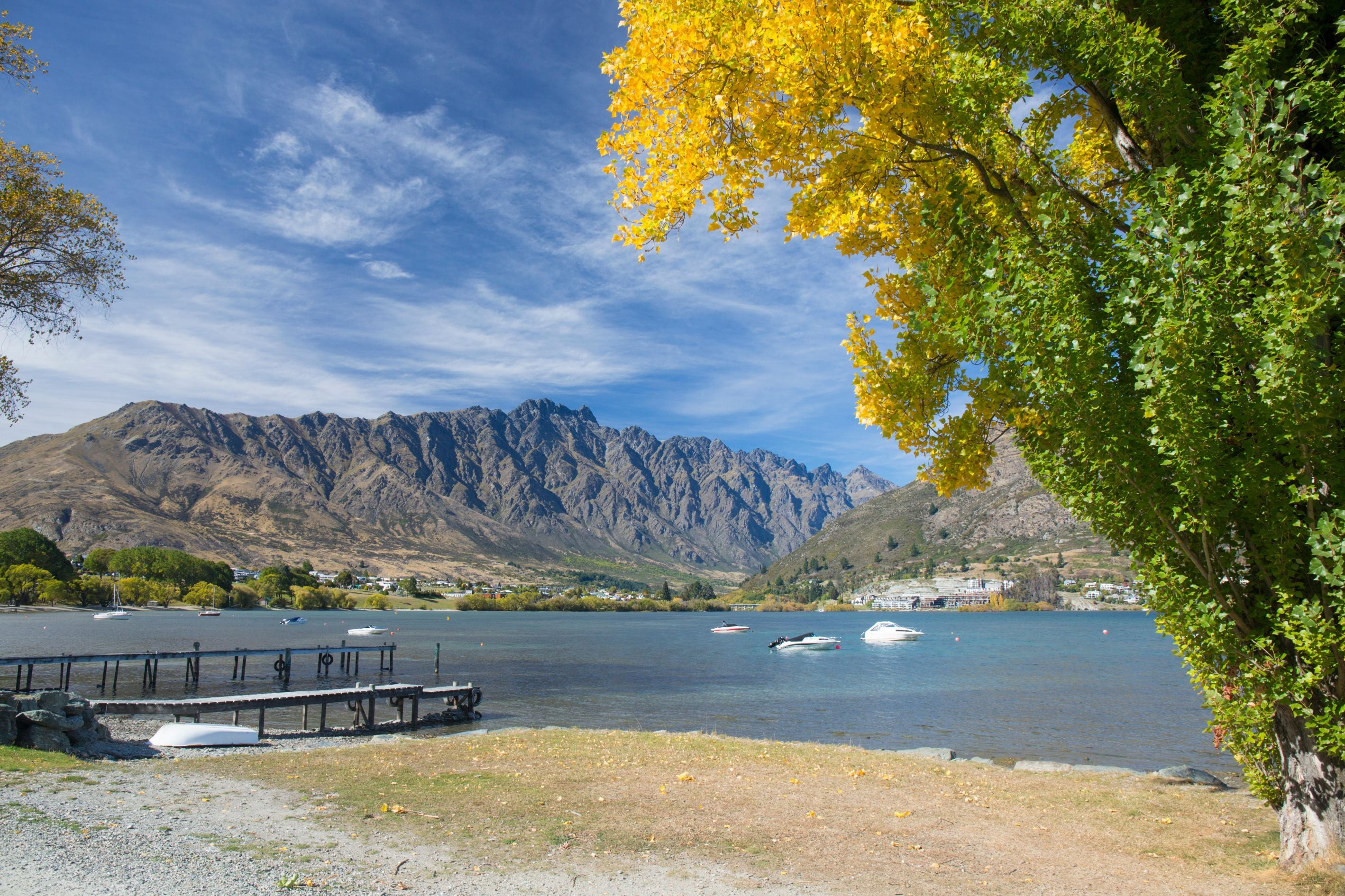 Original Image of queenstown new zealand for inspiration and reference