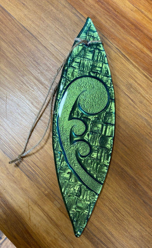 Small Waka Tribal Wall Hanging - Middle Earth