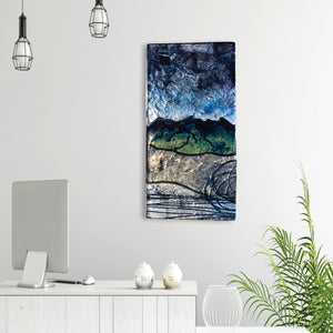 Landscape Glass Art - Made to order