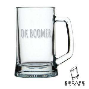 Beer Handle - OK BOOMER