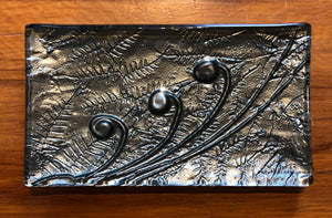 Gunmetal Trinket Tray