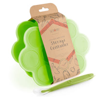 Swish Baby Eco Friendly Silicone Baby Food Freezer Storage Tray