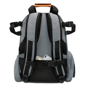 Funky Puffin Changing Backpack Bag