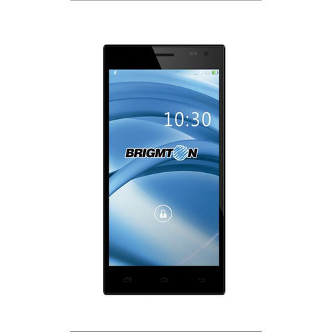 Telefono Cellulare BRIGMTON BPHONE-550QC 5.5'''' 3G 8GB Quad Core Nero