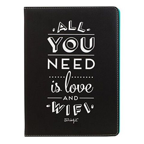 Custodia per Tablet Mr. Wonderful MRUNI003 10,1''''