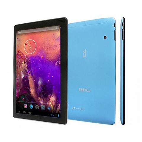 Tablet Billow X101LBV2 10'''' Quad Core HD IPS 8 GB Azzurro