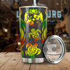 Tonga Polynesian Reggae Tentacle All Over Print Tumbler