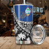 Guam Polynesian Turtle, Tropical  All Over Printed Tumbler